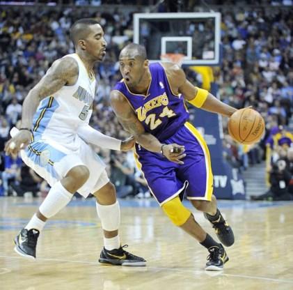 Kobe Bryant krijgt meeste stemmen voor All Star Game