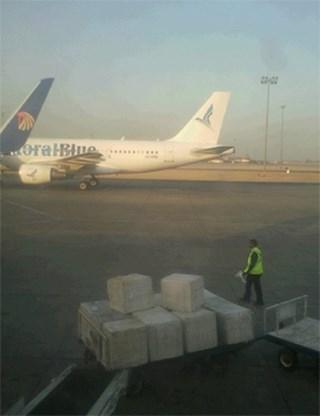 Vlucht Moebarak naar België?