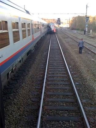 Trein ontspoort in Pepinster: negen lichtgewonden