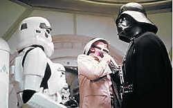 'Star wars' uit 1977: niet kapot te krijgen.rr