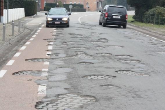 Autopolis duurder door slechtere wegen