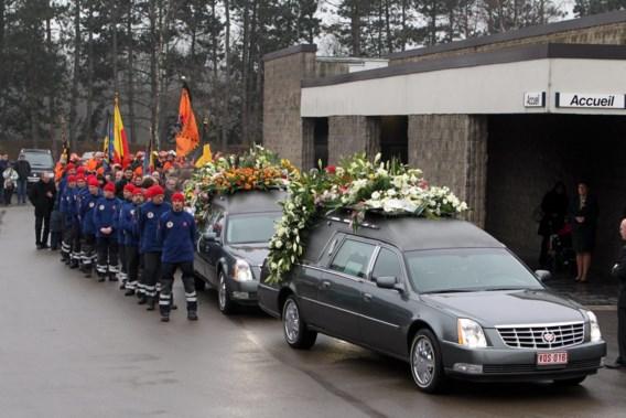 Overleden duiker begraven in Luik