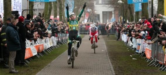 Sven Nys wint Parkcross Maldegem
