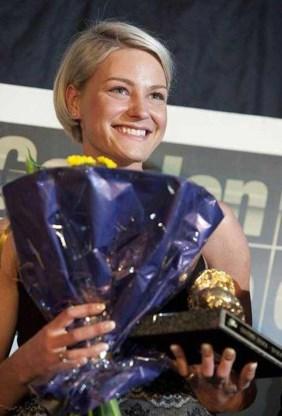 Svetlana Bolshakova: 'Bedankt België!'