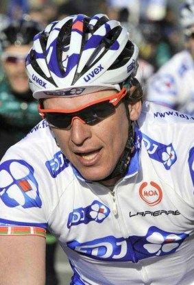 Wit-Rus Yauheni Hutarovich wint 1e rit Ster van Bessèges, Leukemans 3e