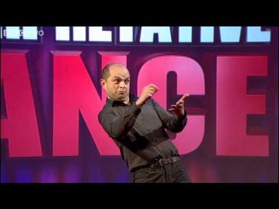 David Armand brengt mime-versie van You can't hurry love