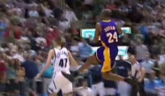 VIDEO: Kobe Bryant deelt 5000ste assist uit