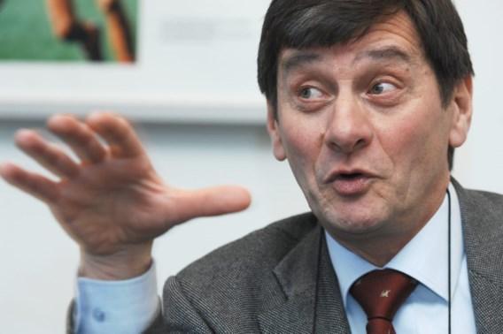 Robert Jeurissen blijft scheidsrechtersbaas