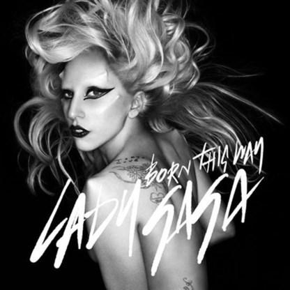 Nieuwe single Lady Gaga wereldwijd op nummer één