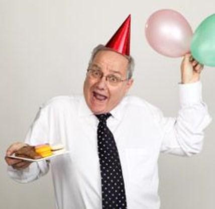 Hoe verras je een collega met zijn verjaardag?