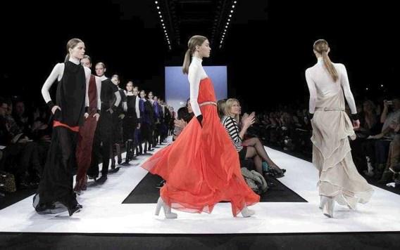 FOTO: Modeweek begint in New York