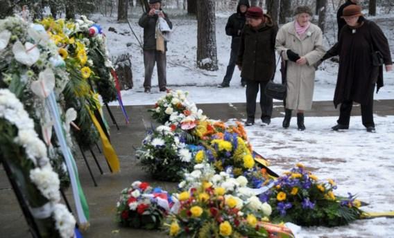 Dresden herdenkt slachtoffers van bombardement van 1945