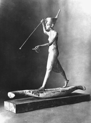 Beelden van Toetanchamon gestolen uit museum in Caïro