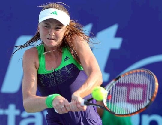 Daniela Hantuchova wint WTA Pattaya