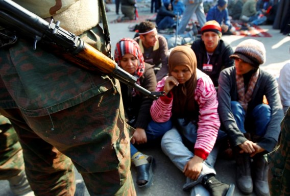 Harde kern betogers moet Tahrir-plein verlaten