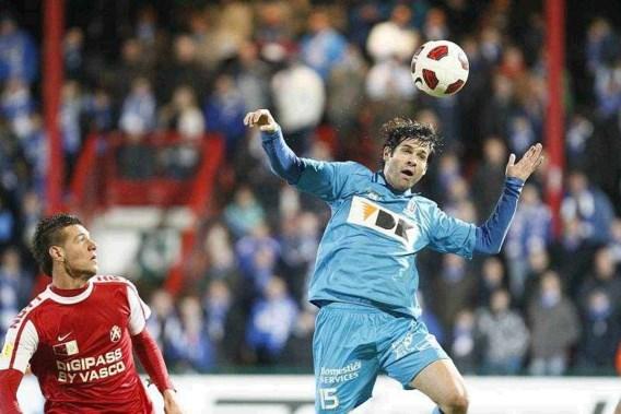 Blunder Lahaye bezorgt KVK derde nederlaag op rij