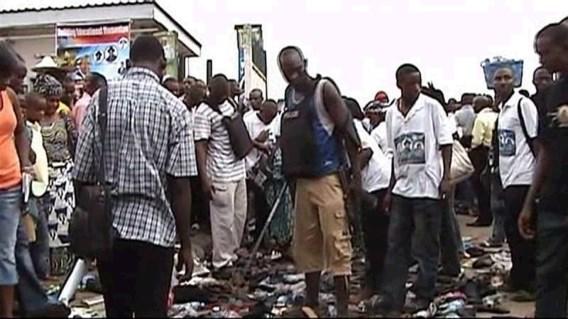 Elf doden bij gedrang tijdens verkiezingsmeeting in Nigeria