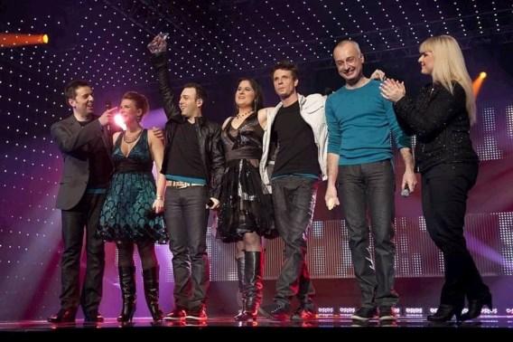Witloof Bay Belgische inzending voor Eurovisiesongfestival