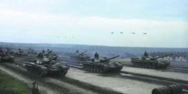 'Ze kunnen alleen nog oorlog op één front aan'