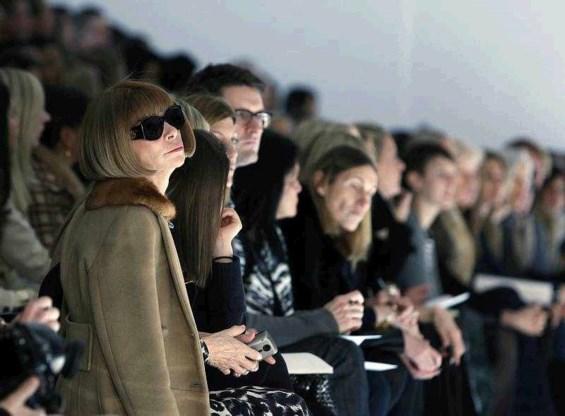 FOTO: Tommy Hilfiger en Victoria Beckham showen in New York