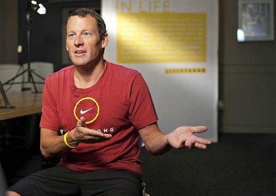 Armstrong: 'Geen spijt van comeback'