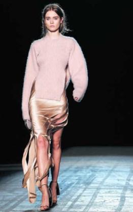 Alexander Wang: pretentieloze luxe. ap