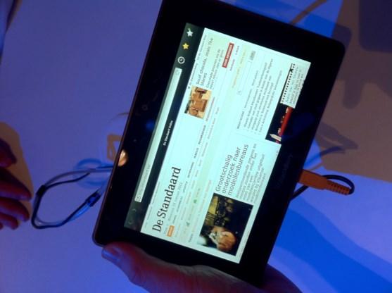 MWC: Hands-on met de Blackberry Playbook
