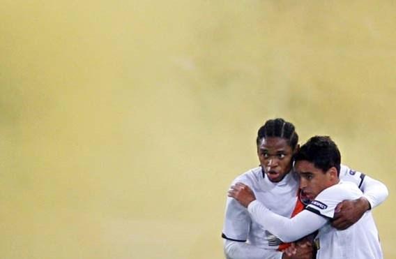 Shakthar Donetsk wint verrassend bij AS Roma
