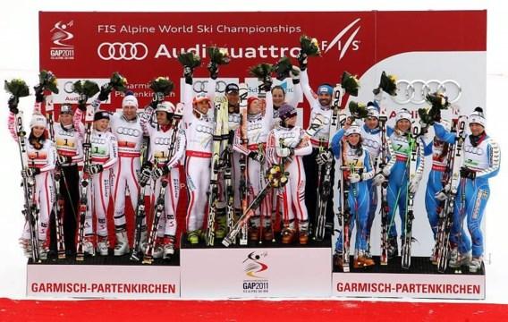 Franrijk wint landencompetitie op WK alpijnse ski