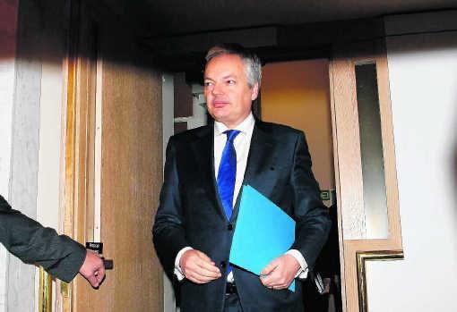 Informateur Reynders blijft tot 1 maart aan zet.Bruno Fahy/belga