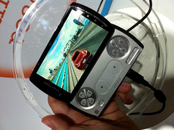 MWC: Hands-on met de Sony Xperia Play
