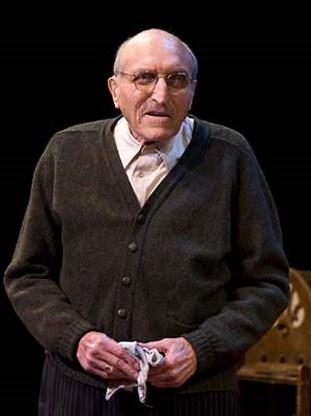 Acteur Len Lesser overleden
