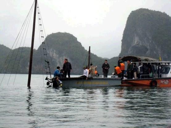 Toeristenboot zinkt in Vietnam: zeker 12 slachtoffers