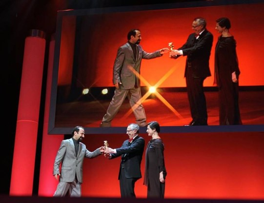 Iraanse film 'Nader and Simin' wint Berlinale