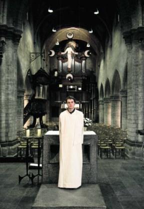 Thijs Smeyers: 'Als priester zou ik ongeveer hetzelfde werk doen.'mh