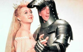 'The court jester': heerlijke persiflage op de historische avonturenfilm. Paramount Pictures