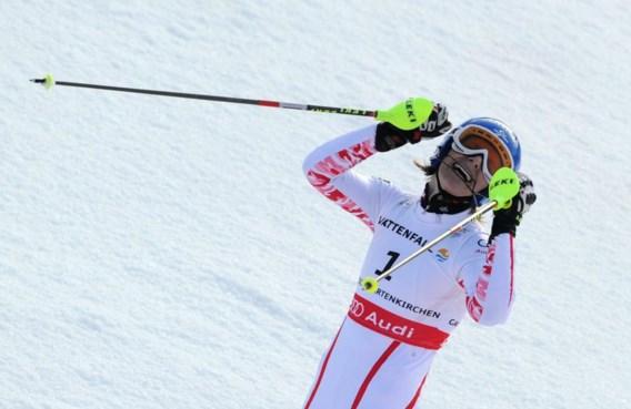 Marlies Schild wereldkampioene slalom
