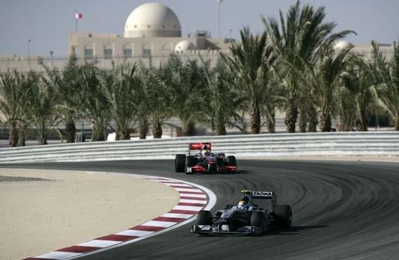Grote Prijs Formule 1 in Bahrein geschrapt