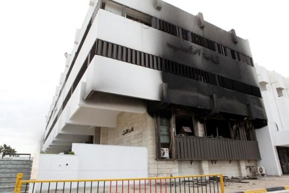 'Luchthaven Benghazi gebombardeerd'