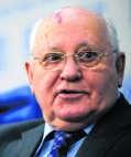 Michail Gorbatsjov.afp