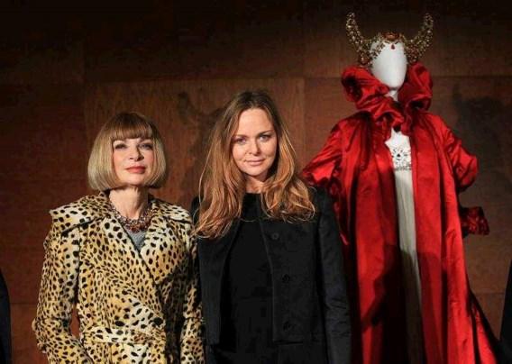 FOTO: Paul Smith en Vivienne Westwood op de modeweek in Londen