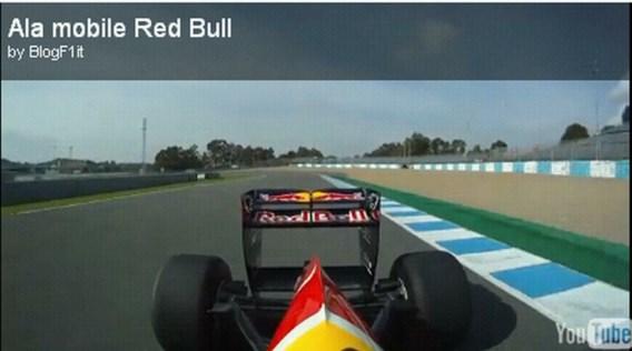 VIDEO: Red Bull laat werking beweegbare achtervleugel zien