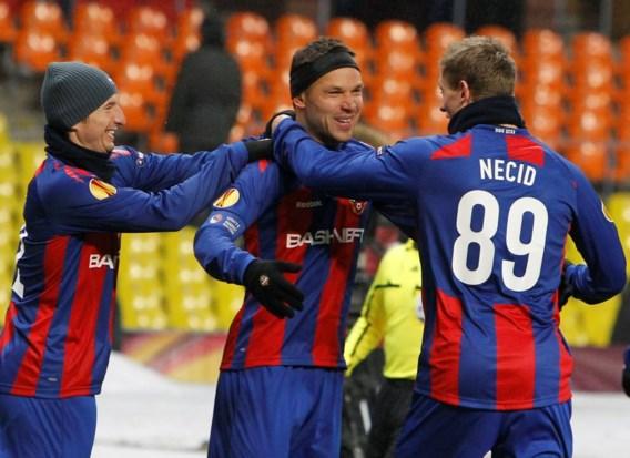 CSKA Moskou naar 1/8ste finales Europa League