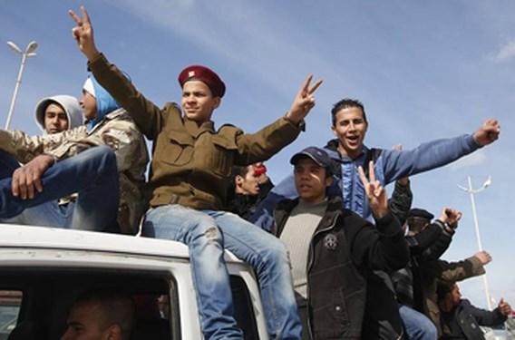 Ook in westen Libië boeken tegenstanders Kadhafi terreinwinst