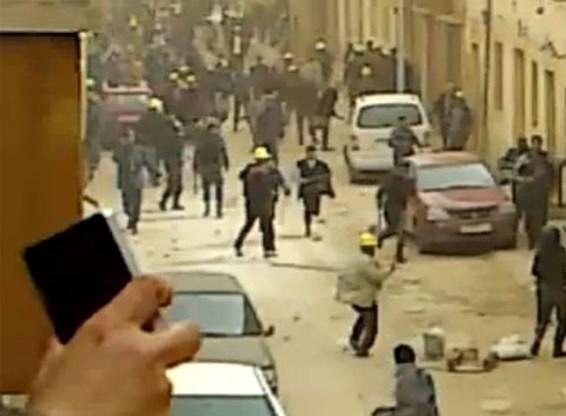 VIDEO. Schokkende beelden van protest in Libië
