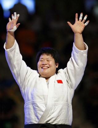 TAS heft schorsing Olympisch judokampioene Tong Wen op