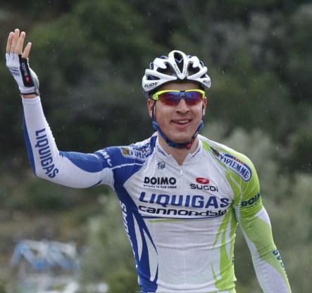 Peter Sagan behaalt tweede ritzege in Ronde van Sardinië