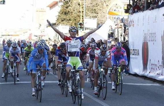 Peter Sagan boekt derde ritzege in Ronde van Sardinië