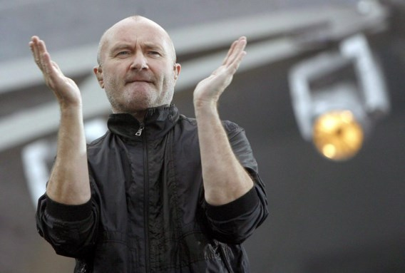Phil Collins gaat met pensioen