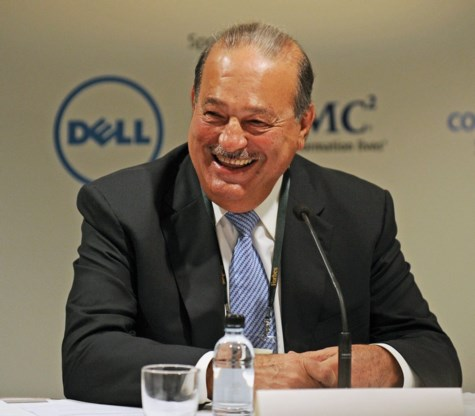Mexicaan Carlos Slim is rijkste man ter wereld